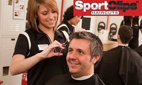 haircut chicago groupon up to 78 off men s haircut sport clips groupon