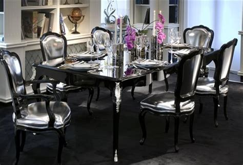 Versace Dining Table Versace Berenice Dining Table Versace Home Signature Table And Chairs Home And