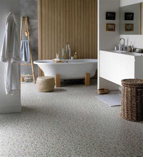 how to make a bathroom floor waterproof bathroom flooring ideas people commonly use design and