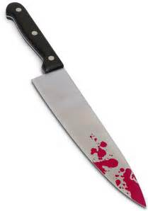 Can A Kitchen Knife Kill You Knife Exercise