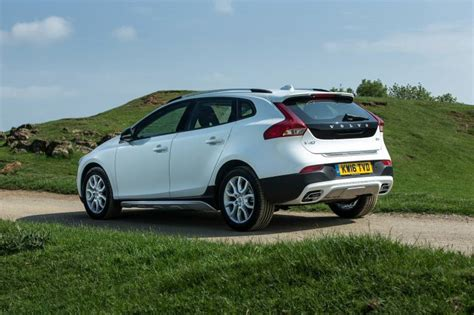 volvo v40 cross country review volvo v40 cross country review car review rac drive