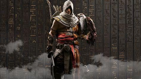 assassins creed origins assassin s creed origins video game wallpaper hd