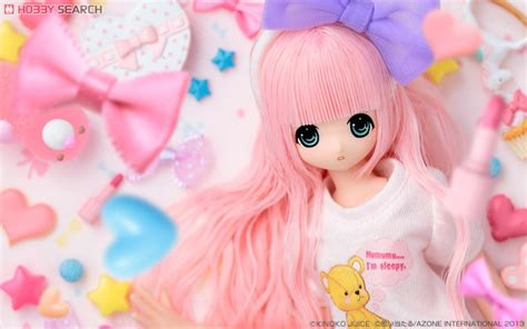 Sweet Dreams The It Lists Fashion Finds by Ex X Kinoko Juice Sweet Chiika Fashion Doll