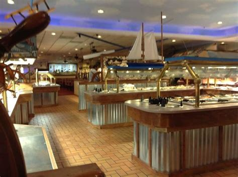 Buffet Picture Of Captain Jack S Seafood Buffet North Seafood Buffet Myrtle South Carolina