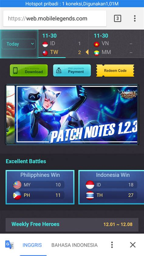 codashop games mobile legend cara beli diamond lewat codashop via pulsa