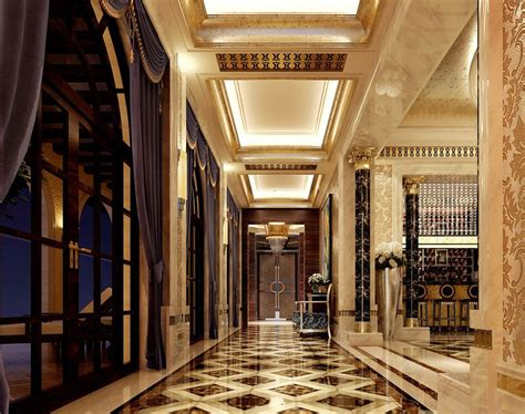 Luxurious Home Interiors by Luxury House Interior Design