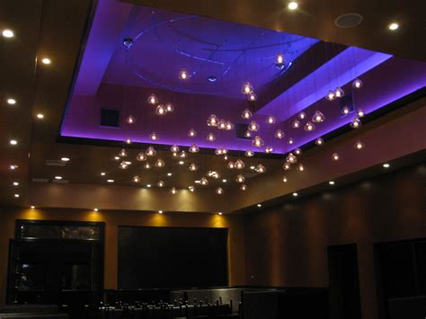 led lights in ceiling luchento s ristorante