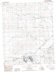 fort irwin topographic map ca usgs topo 35116c6