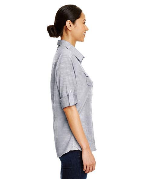 Shoulder Sleeve T Shirt canvas 8850 flowy sleeve shoulder