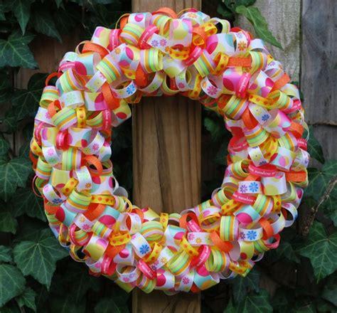20 refreshing handmade spring wreaths 20 refreshing handmade spring wreaths