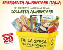 banco alimentare verona colletta alimentare 2014 telepace verona official