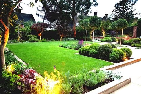 backyard ideas uk modern small low maintenance garden fake grass grey raised