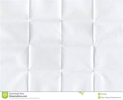 Folded Paper - folded paper stock photo image of write rumpled