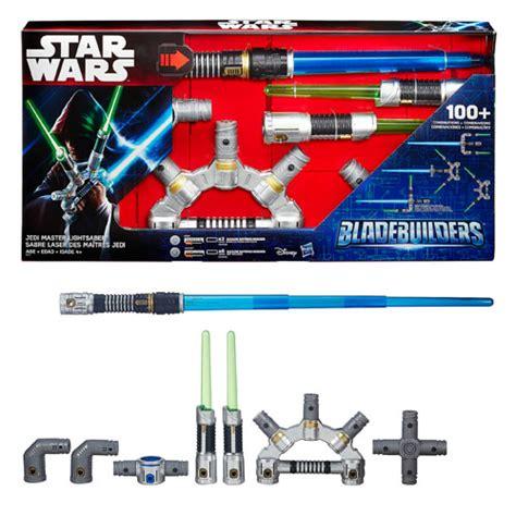 Hasbro Jedi Master Lightsaber Bladebuilder Pedang Wars War wars tfa bladebuilders jedi master lightsaber hasbro wars at