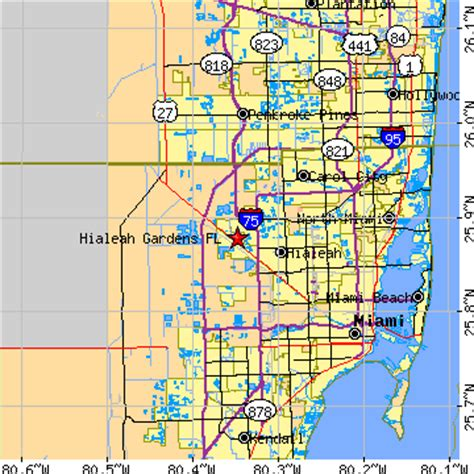 Hialeah Gardens Fl by Hialeah Gardens Florida Fl Population Data Races