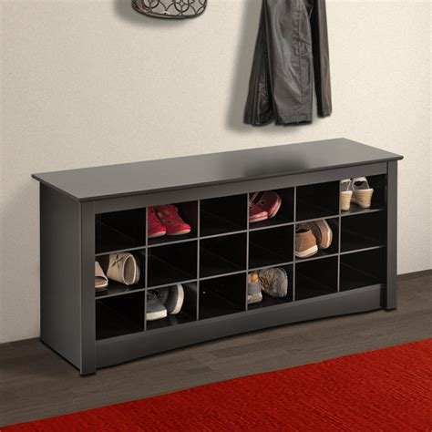 entry shoe storage entryway shoe organizer cubbie stabbedinback foyer