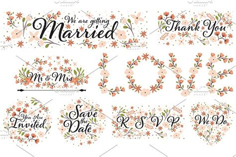 Wedding Designs Clip Png by Wedding Clipart Designs Png And Eps Illustrations