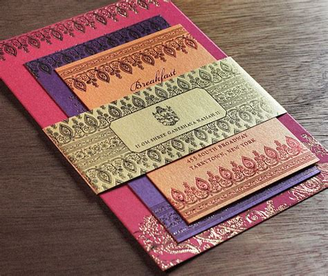 Indian Wedding Invitation Printing by 26 Best Wedding Invitation Cards Images On