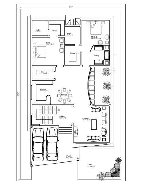 free design of houses plan