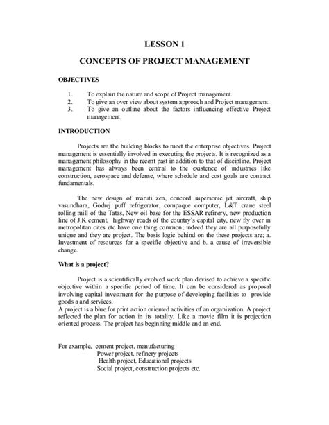 Explanation Letter For Project Delay Project Management