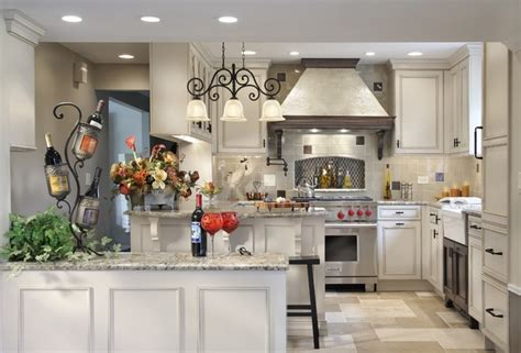 Pictures Of Kitchen Backsplashes With Granite Countertops by Santa Cecilia Granite Countertops For A Fresh And Modern