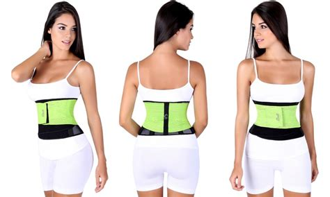 weight loss x trainer s weight loss waist trainer shapewear livingsocial