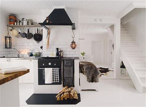 kitchen with fireplace designs how to choose a fireplace for kitchen
