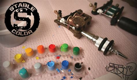tattoo needles and ink machines professional equipment