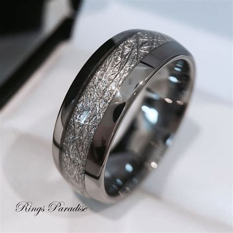 best 25 tungsten wedding rings ideas on