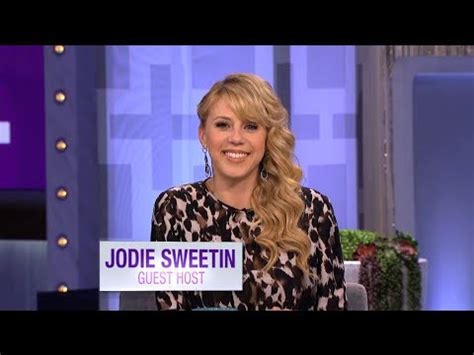 Jodie Sweetin Has Talent by The Braxtons Perform Did You Doovi