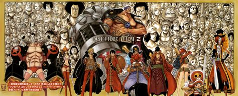 urutan film one piece one piece film z one piece wiki