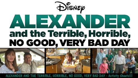 alexander and the terrible horrible no good very bad day cast terrible and the horrible no good very bad day klzxzmq