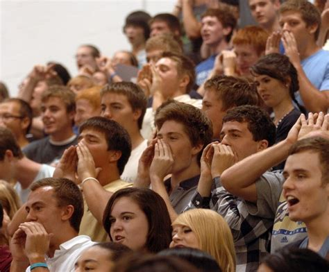 c section games online administration needs to give student section more freedom