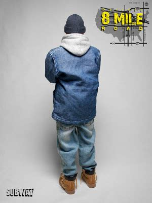 eminem figure 8 mile subway 1 6 detroit 8 mile road eminen 12 inch figure