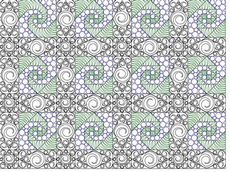 Computerized Quilting Patterns by 17 Best Images About On