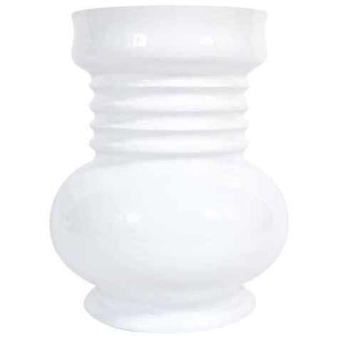 White Floor Vase by Large White Ceramic Floor Vase By Sergio Asti 1980 For