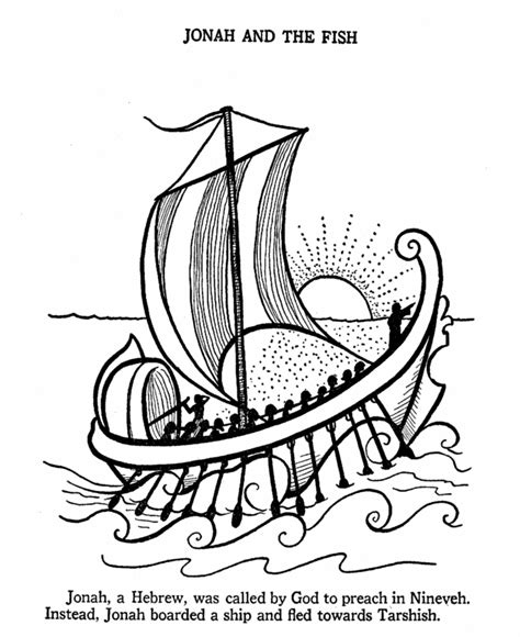 when jonah ran books jonah bible story colouring page jonah and the whale
