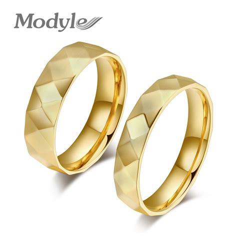 paar ringe gold aliexpress buy fashion rings korean