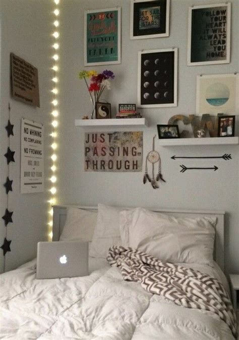 teen wall decor ideas  pinterest