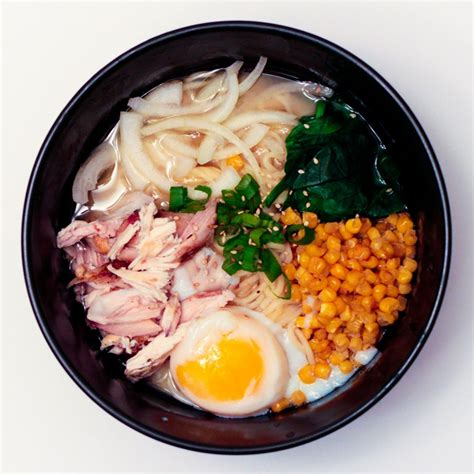 Chicken Ramen chicken ramen the moonlit kitchen