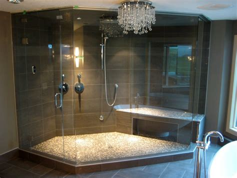 Shower Images by Custom Steam Shower Or Modular Freestanding Steam Shower