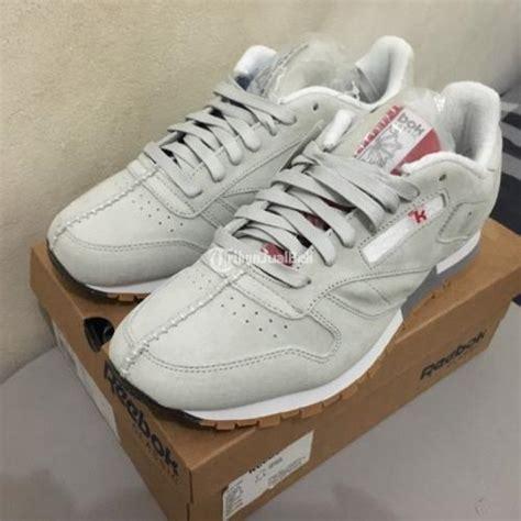 Harga Reebok Kendrick Lamar sepatu reebok classic leather x kendrick lamar warna putih