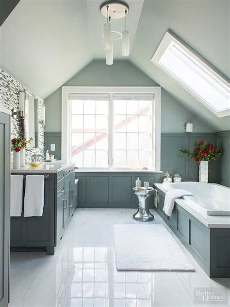 bath remodel ideas 45 cool attic bathroom remodel ideas decorapatio
