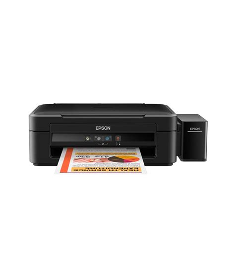 Printer Epson Seri L220 epson l220 print scan copy ink tank color printer buy epson l220 print scan copy ink tank