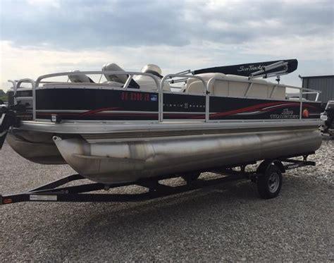 sun tracker boats for sale oklahoma 2000 tracker fishin barge boats for sale in oklahoma