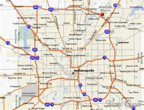 crime map indianapolis indianapolis map travelquaz