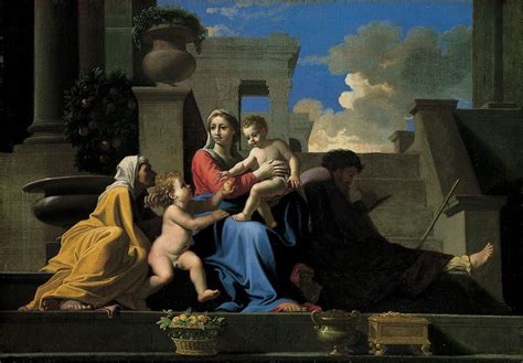 the on the file the holy family on the steps jpg wikimedia commons