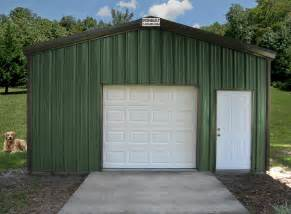 Metal Shed Garage Building Residential Metal Buildings Steel Workshop Buildings