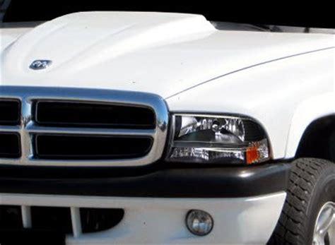 2001 dodge dakota headlights dodge dakota 1997 2004 black headlights a101wiei102