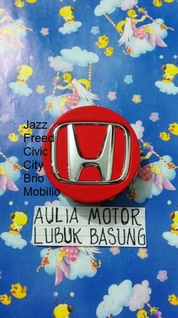 Dop Velg Honda Merah jual harga dop roda velg honda all new jazz freed civic